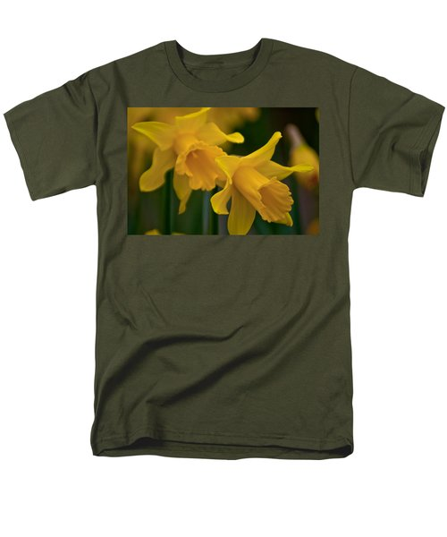 Shout Out Of Spring Men's T-Shirt  (Regular Fit) by Tikvah's Hope