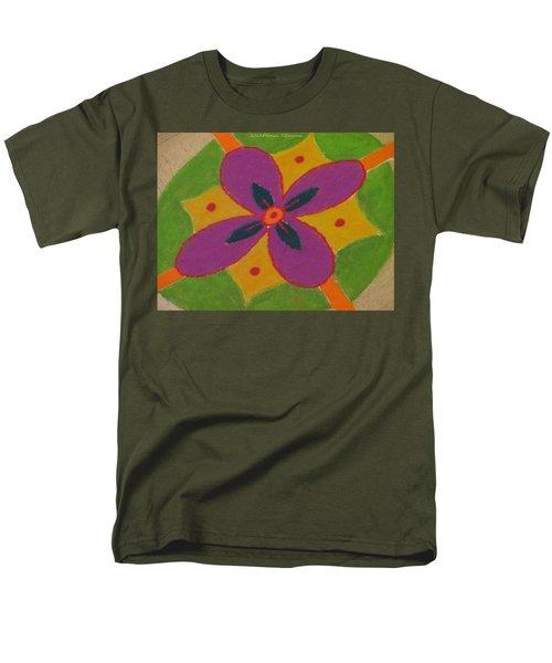 Shubh Vijayadashmi Men's T-Shirt  (Regular Fit) by Sonali Gangane