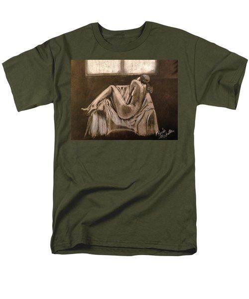 Solitude Men's T-Shirt  (Regular Fit) by Renee Michelle Wenker