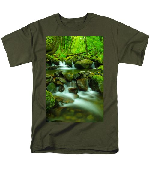 Sometimes Its Best To Sit And Dream Men's T-Shirt  (Regular Fit) by Jeff Swan