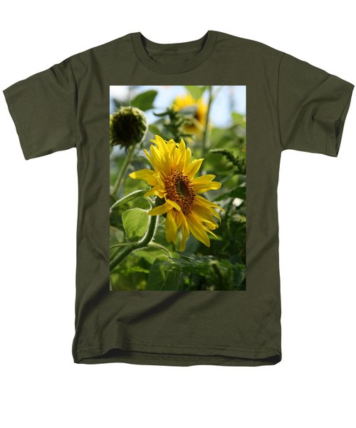 Men's T-Shirt  (Regular Fit) featuring the photograph Soulshine No.2 by Neal Eslinger