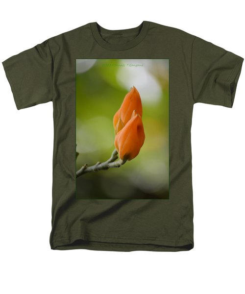 Spirit Of Spring Men's T-Shirt  (Regular Fit) by Sonali Gangane