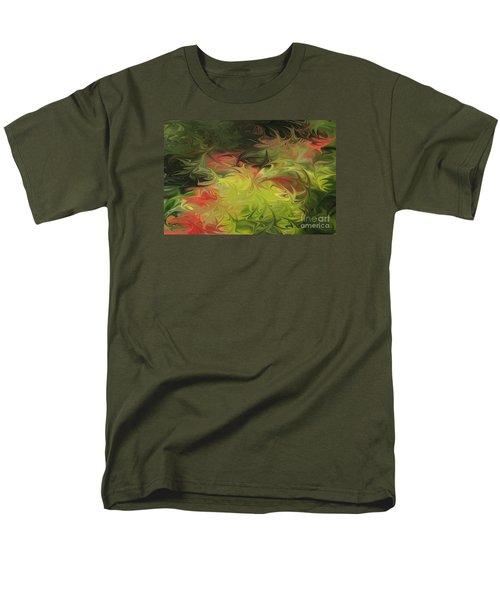 Jardin De Picasso  Men's T-Shirt  (Regular Fit) by The Art of Alice Terrill
