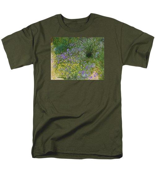 Spring Fling Men's T-Shirt  (Regular Fit) by Donna  Manaraze
