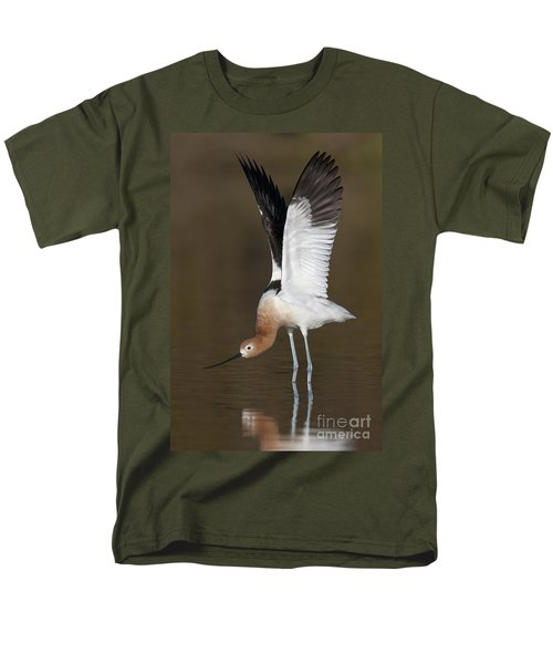 Men's T-Shirt  (Regular Fit) featuring the photograph Sstretchhh by Bryan Keil