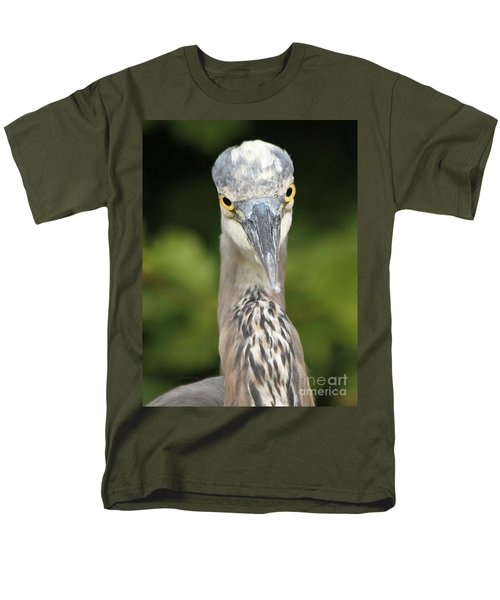 Staredown Men's T-Shirt  (Regular Fit) by Heather King