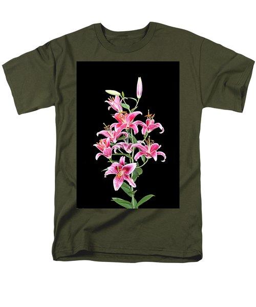 Men's T-Shirt  (Regular Fit) featuring the photograph Stargazers by Kristin Elmquist