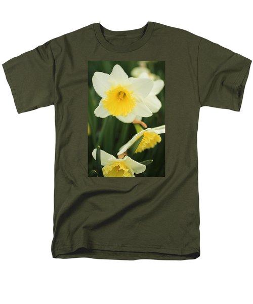 Stillness Men's T-Shirt  (Regular Fit) by Julie Andel