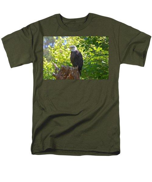 Men's T-Shirt  (Regular Fit) featuring the photograph Stumped by David Porteus