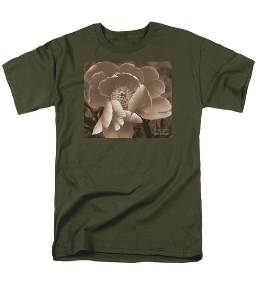 Subdued  Men's T-Shirt  (Regular Fit) by Eunice Miller