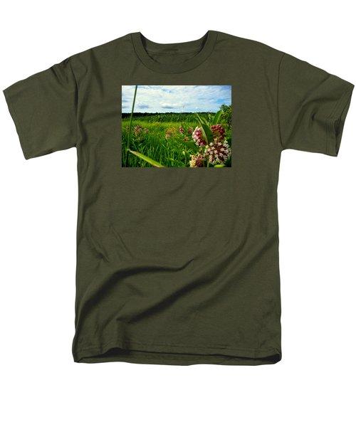 Summer Breeze Men's T-Shirt  (Regular Fit) by Zafer Gurel