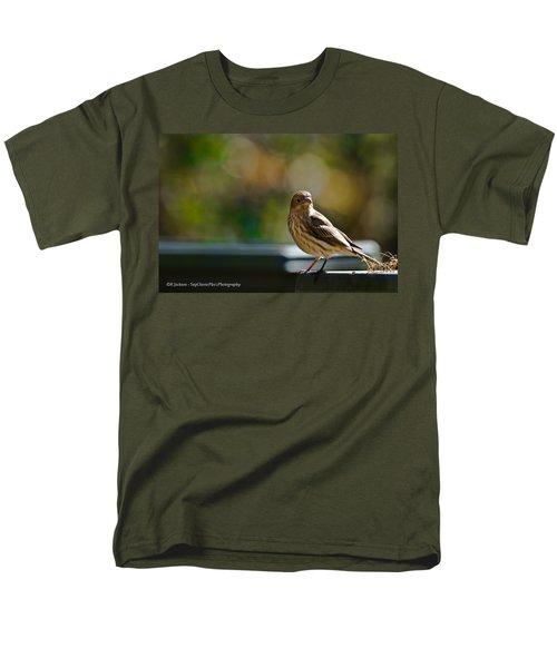 Men's T-Shirt  (Regular Fit) featuring the photograph Sun Bathing by Robert L Jackson