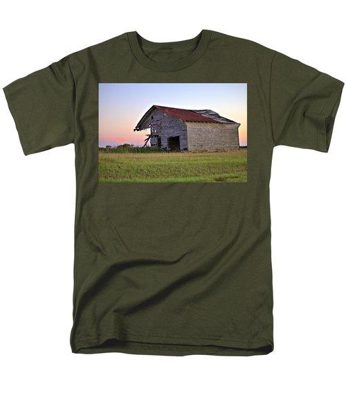 Men's T-Shirt  (Regular Fit) featuring the photograph Sun Slowly Sets by Gordon Elwell