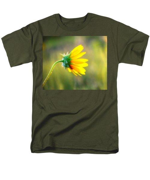 Sunflower Sunrise 6 Men's T-Shirt  (Regular Fit) by Diane Alexander