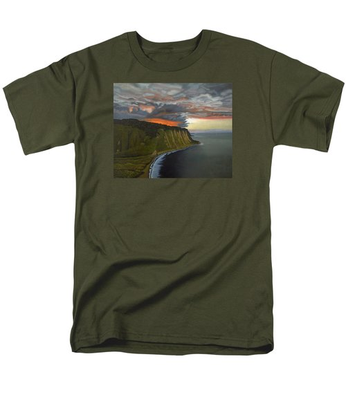 Sunset In Paradise Men's T-Shirt  (Regular Fit) by Thu Nguyen