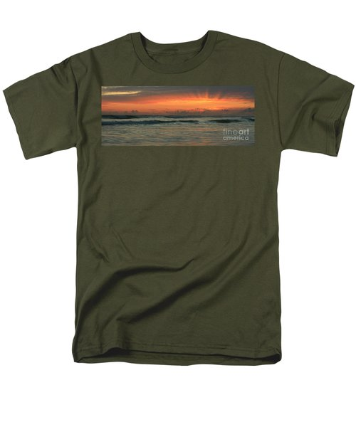 Men's T-Shirt  (Regular Fit) featuring the photograph Carlsbad Starburst by John F Tsumas