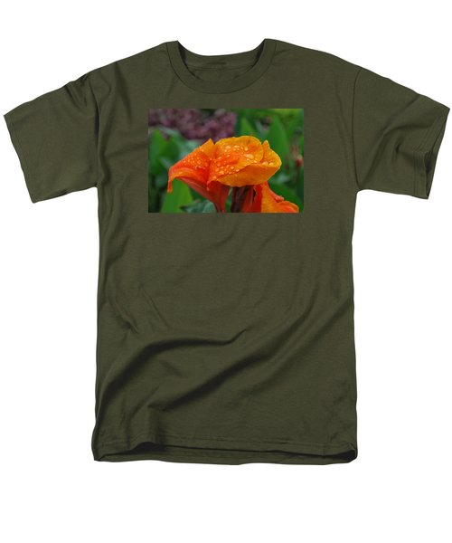 Sunshine From Within Men's T-Shirt  (Regular Fit) by Miguel Winterpacht