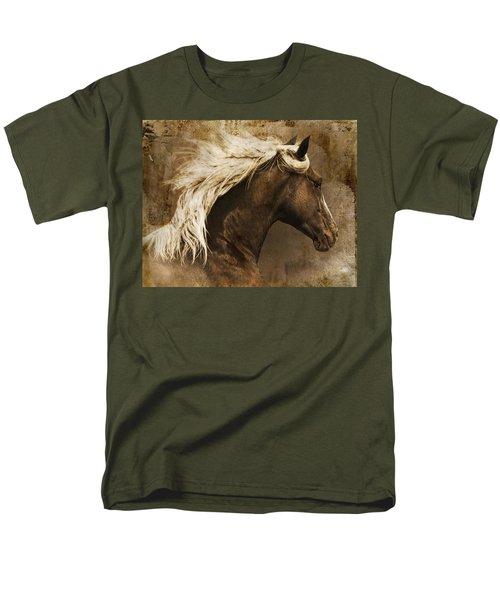 Taos Men's T-Shirt  (Regular Fit) by Priscilla Burgers