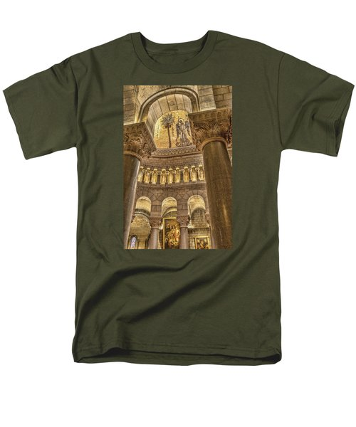 The Angel Men's T-Shirt  (Regular Fit) by Maria Coulson