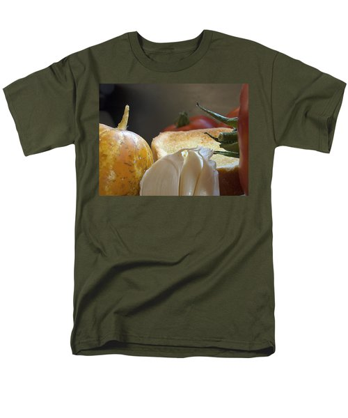 Men's T-Shirt  (Regular Fit) featuring the photograph The Basics by Joe Schofield