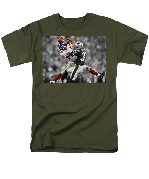The Catch Men's T-Shirt  (Regular Fit) by Brian Reaves