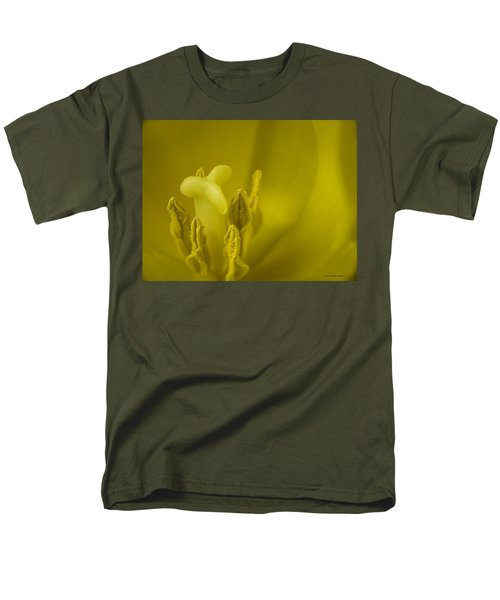 Men's T-Shirt  (Regular Fit) featuring the photograph The Dance by Lucinda Walter