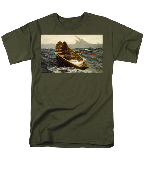 The Fog Warning Men's T-Shirt  (Regular Fit)