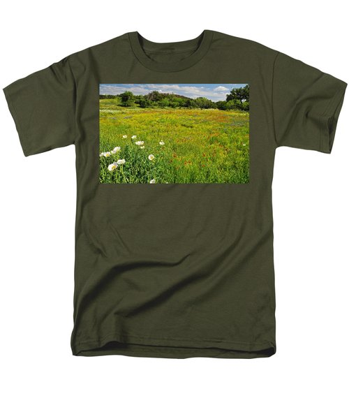The Glory Of Spring Men's T-Shirt  (Regular Fit) by Lynn Bauer