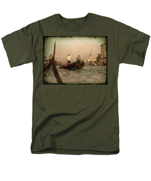 The Gondoliers Men's T-Shirt  (Regular Fit) by Micki Findlay