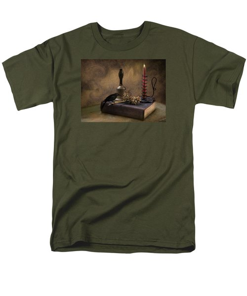 Men's T-Shirt  (Regular Fit) featuring the photograph The Good Seed by Robin-Lee Vieira