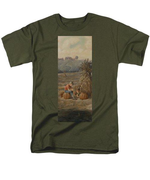 The Harvest Men's T-Shirt  (Regular Fit) by Duane R Probus