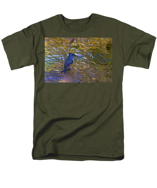 Men's T-Shirt  (Regular Fit) featuring the photograph The Naiad by Gary Holmes
