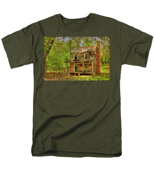 The Old Home Place Men's T-Shirt  (Regular Fit) by Dan Stone