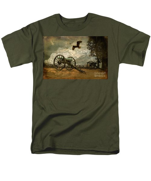 The Price Of Freedom Men's T-Shirt  (Regular Fit) by Lois Bryan