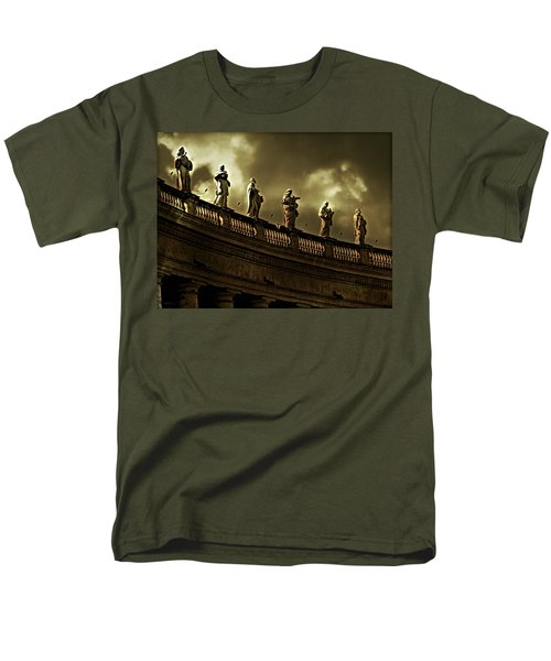 The Saints  Men's T-Shirt  (Regular Fit) by Micki Findlay
