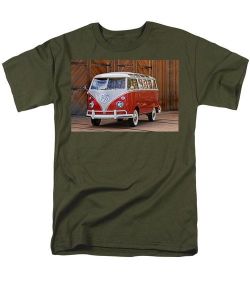 The Samba Men's T-Shirt  (Regular Fit) by Peter Tellone