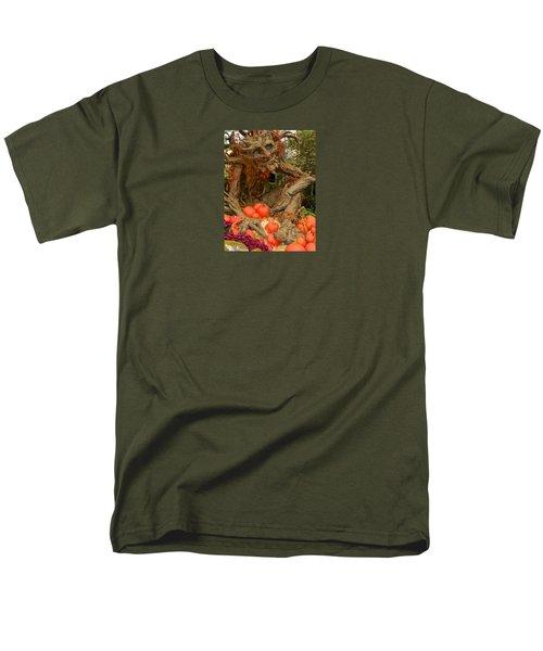 The Spirit Of The Pumpkin Men's T-Shirt  (Regular Fit) by Venetia Featherstone-Witty