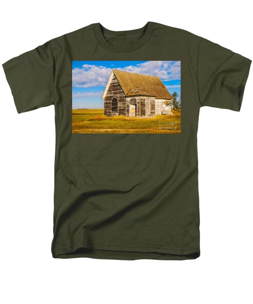 The Sunbeam Church Men's T-Shirt  (Regular Fit) by Mary Carol Story