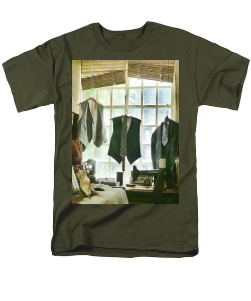 The Tailor Shop Men's T-Shirt  (Regular Fit) by Steve Taylor