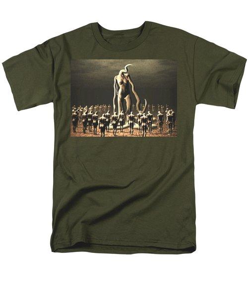 The Vile Goddess Men's T-Shirt  (Regular Fit)