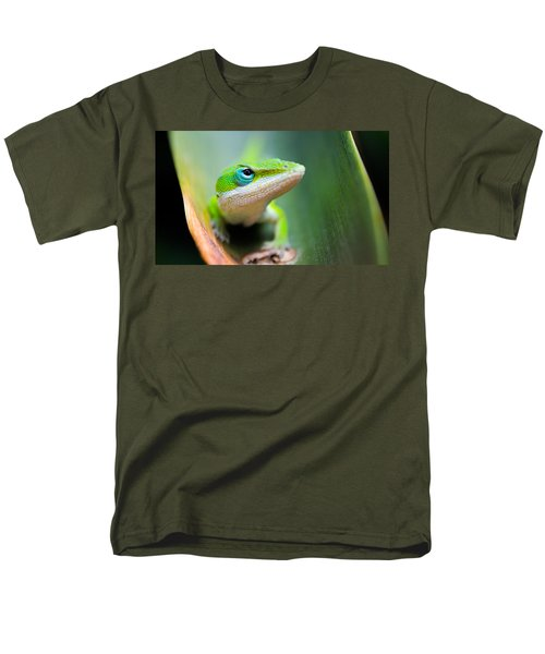 The Watching Eye Men's T-Shirt  (Regular Fit) by Shelby  Young