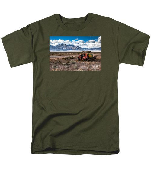 This Old Truck Men's T-Shirt  (Regular Fit) by Robert Bales