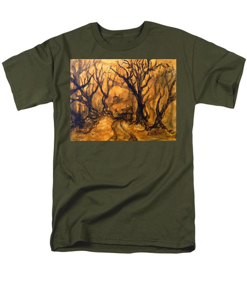 Toad Hollow Men's T-Shirt  (Regular Fit) by Christophe Ennis