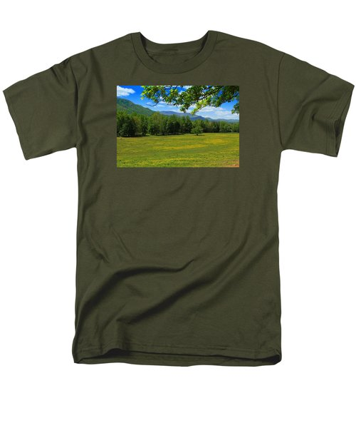 Men's T-Shirt  (Regular Fit) featuring the photograph Tranquility by Geraldine DeBoer