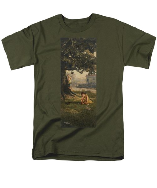 Tree House Men's T-Shirt  (Regular Fit) by Duane R Probus