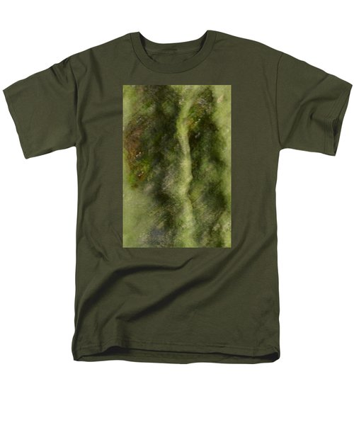 Men's T-Shirt  (Regular Fit) featuring the photograph Tree Man by Nadalyn Larsen