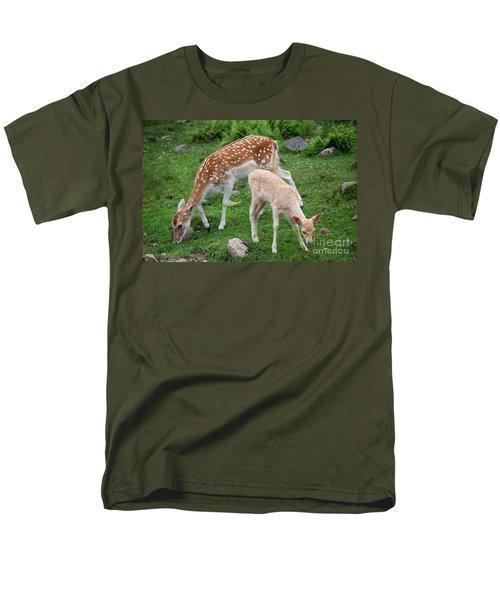 Two Babes Men's T-Shirt  (Regular Fit)
