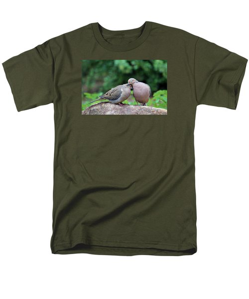 Two Turtle Doves Men's T-Shirt  (Regular Fit)