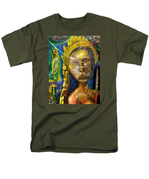 Universal Totem Men's T-Shirt  (Regular Fit)