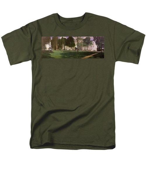 University Of South Carolina Horseshoe 1984 Men's T-Shirt  (Regular Fit) by Blue Sky